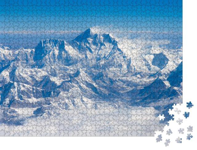 """Puzzle 1000 Teile """"Mount Everest, Himalaya"""""""