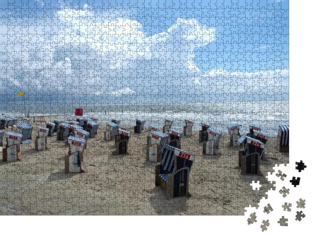 """Puzzle 1000 Teile """"Norderney"""""""