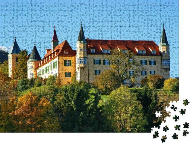"""Puzzle 1000 Teile """"Schloss Sankt Martin - Graz, Österreich"""""""