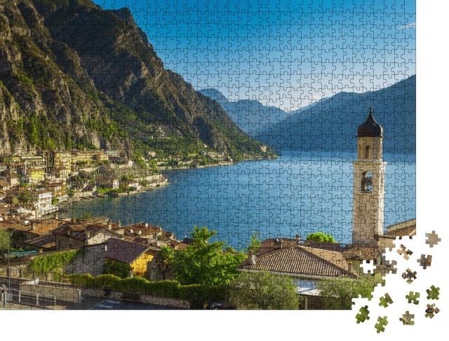 """Puzzle 1000 Teile """"Gardasee"""""""
