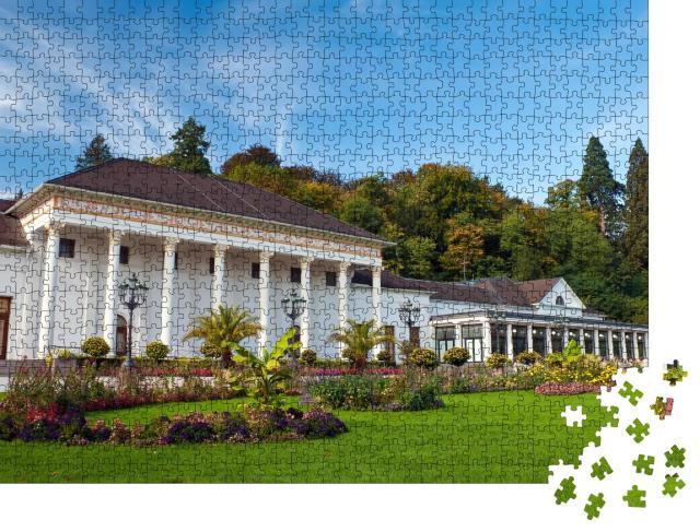 """Puzzle 1000 Teile """"Casino Baden-Baden, Deutschland"""""""