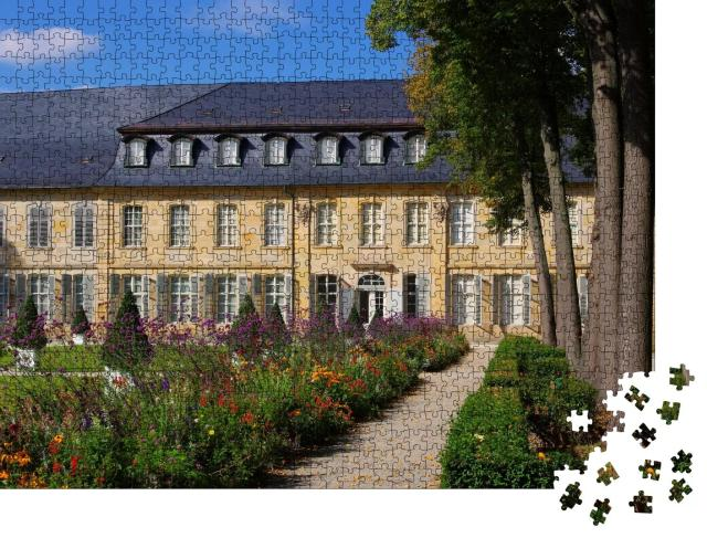 """Puzzle 1000 Teile """"Neues Schloss Bayreuth"""""""