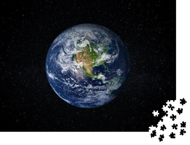 """Puzzle 1000 Teile """"Die Erde"""""""