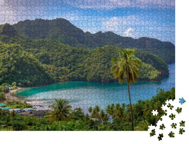 """Puzzle 1000 Teile """"St. Vincent und die Grenadinen, südliche Karibik """""""