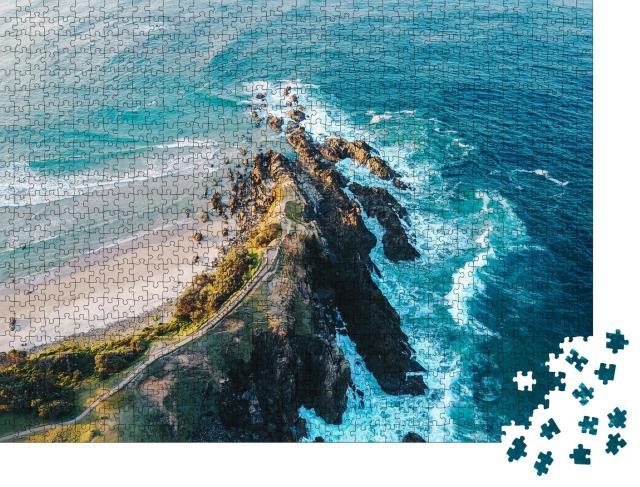 """Puzzle 1000 Teile """"Cape Byron Bay, Australien"""""""