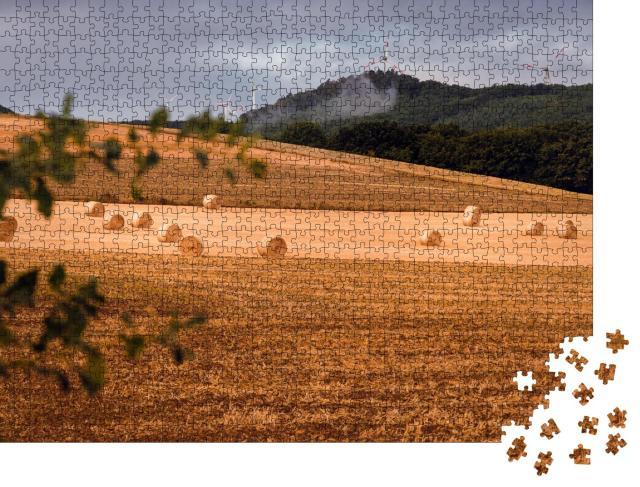 """Puzzle 1000 Teile """"Landschaft in Rheinland-Pfalz, Deutschland"""""""