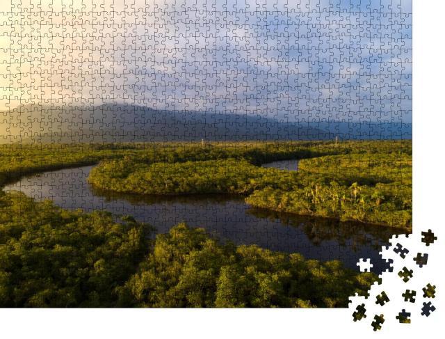 """Puzzle 1000 Teile """"Amazonas-Regenwald, Brasilien"""""""