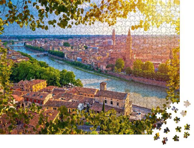 """Puzzle 1000 Teile """"Verona, Italien"""""""
