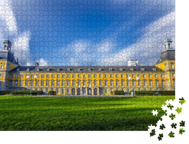 """Puzzle 1000 Teile """"Die schöne Universität von Bonn"""""""