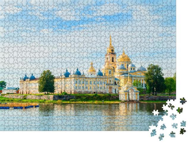 """Puzzle 1000 Teile """"Twer, Ostaschkow, Russland"""""""