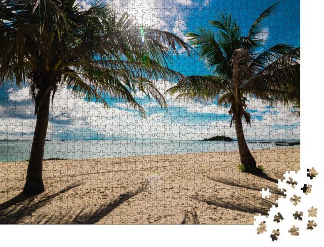 "Puzzle 1000 Teile ""Inselparadies Ko Lipe, Thailand"""