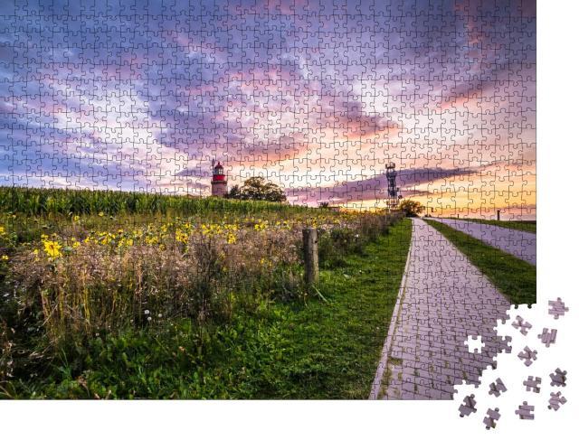 """Puzzle 1000 Teile """"Ostsee, Deutschland"""""""
