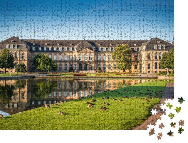 """Puzzle 1000 Teile """"Stuttgart, Baden-Württemberg, Deutschland"""""""
