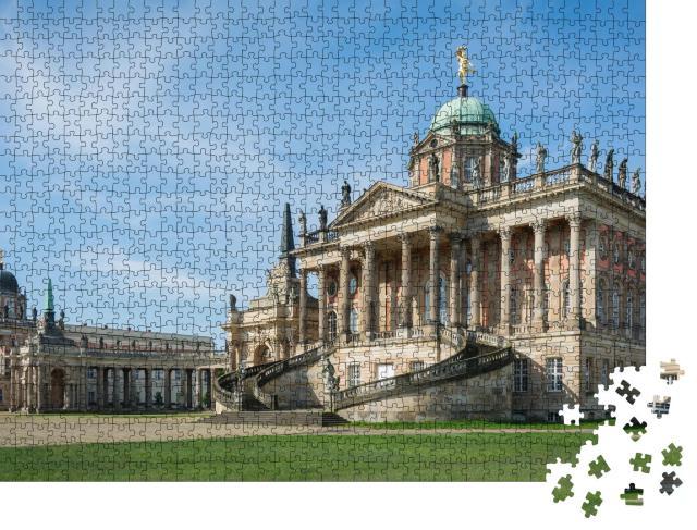 """Puzzle 1000 Teile """"Universität Potsdam, Brandenburg, Deutschland"""""""